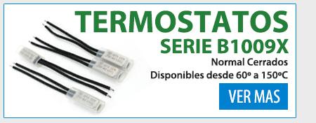 Termostatos B1009X