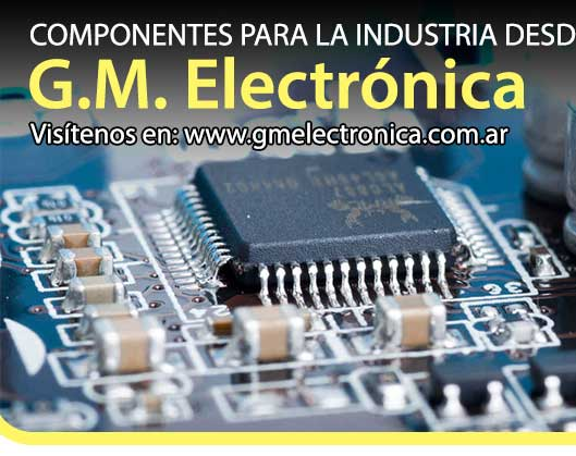 GM Electrónica - Newsletter