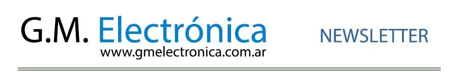 GM Electrónica - Newsletter