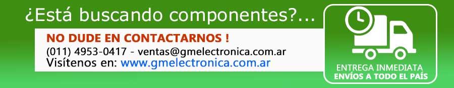 GM Electrónica - Contáctenos!