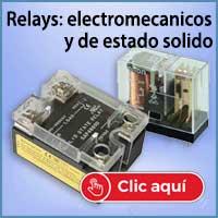 Relays electromecánicos